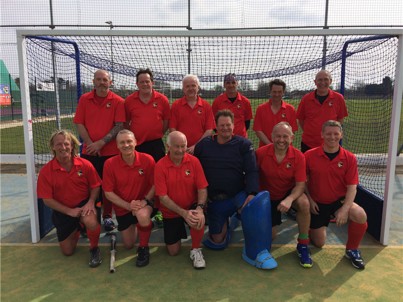 Norfolk Mens O50s - Reach National Semi Finals